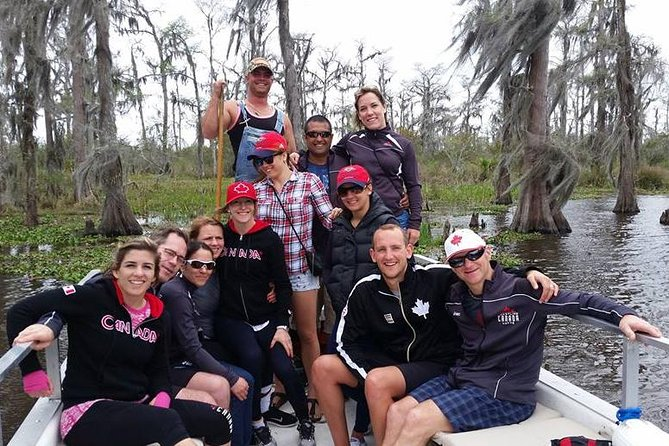 Private Swamp Tour in New Orleans