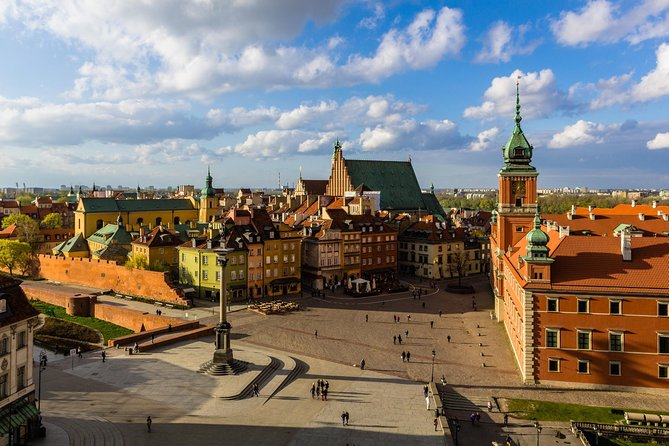 Warsaw, the City of two Old Towns