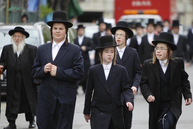 Walk with a Hasid - Hasidic Insider Walking Tour - Williamsburg, Brooklyn, NY