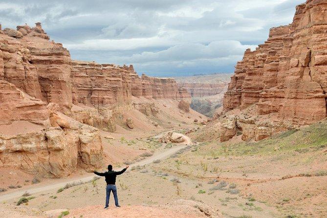 2 day trip to Charyn canyon, Kolsay & Kaindy lakes