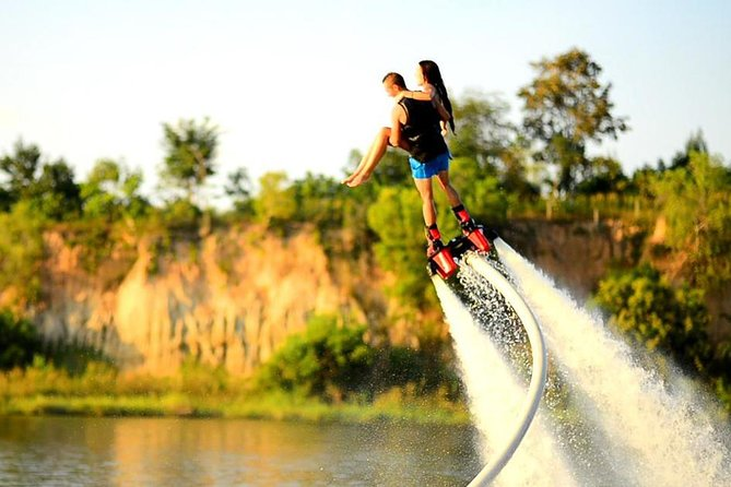 Extreme Flyboard Adventure from Pattaya including Transfer