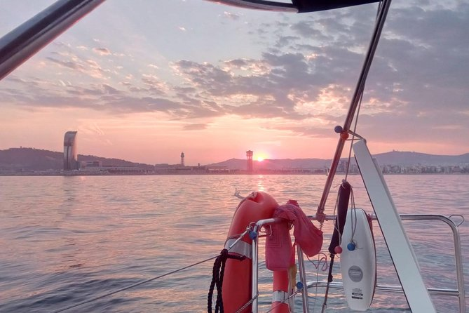 Barcelona Sailing Day, 1h Sailing Tours