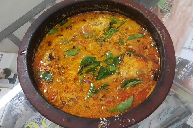 Kerala Style Cooking and Dining Experience with a Local in Kolkata