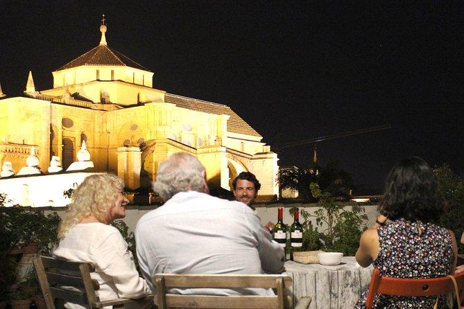 Cordoba Terrace & local's tapas tour adventure