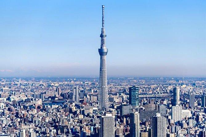 Skip the Line: Tokyo Skytree Admission Ticket