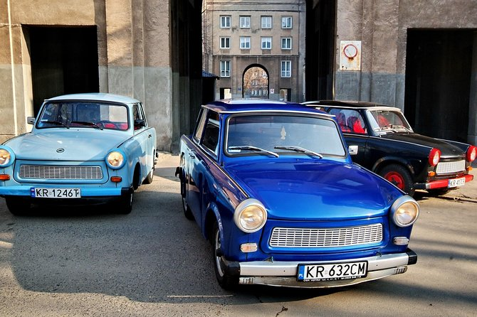 Krakow Half-Day Tour by Trabant photo 6