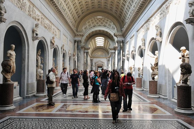 Vatican Museums, Sistine Chapel, St. Peter's Basilica tour + fast track photo 1