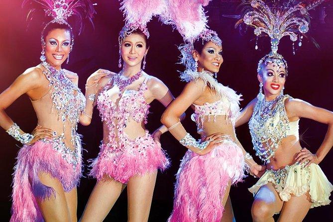Simon Cabaret Show in Phuket including Return Transfer