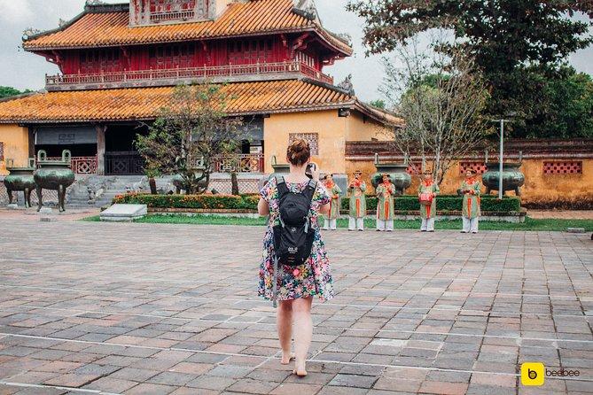 Hue Full Day City Tour | Private visit Citadel, Thien Mu Pagoda & 3 Royal Tombs