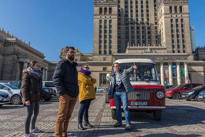Private Communist Tour of Warsaw photo 6