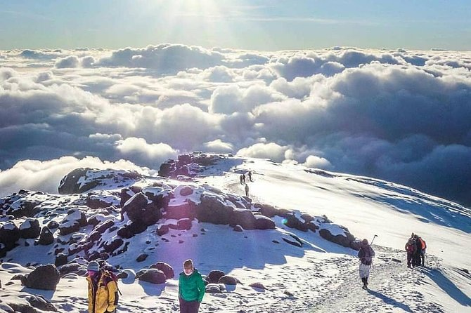 Mt kilimanjaro (highest in Africa) hike 6 days Rongai route