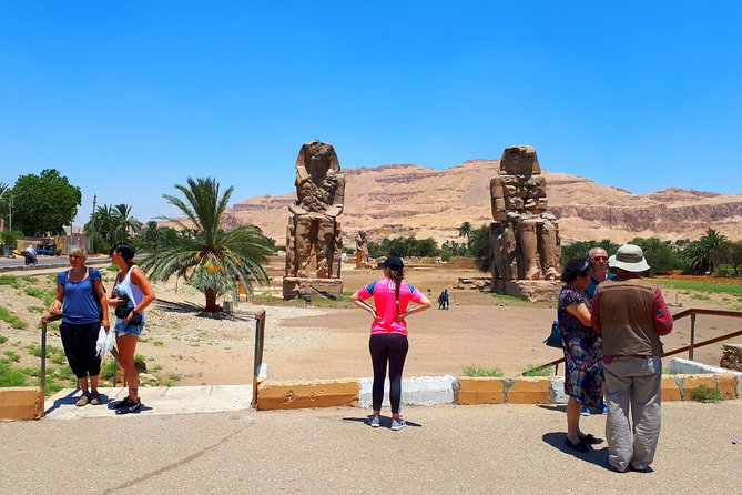 Excursión de un día a Cisjordania Valle de los Reyes Templo de Ramsés III (Medinet Habu)