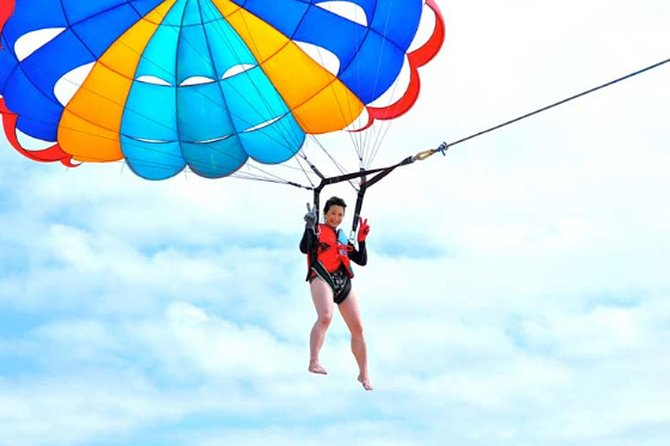Water Sport Pakage-Adventure Parasailing-Sea Walker-Banana Boat-Private Transfer
