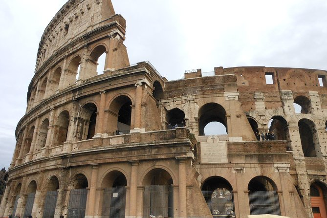 Rome In A Day Tour: Including Vatican & Colosseum
