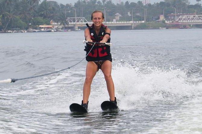 Water Skiing in Bentota