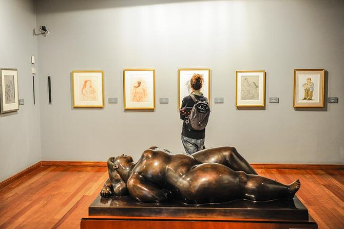 Botero Museum Guided Visit