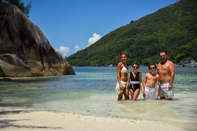 Private Photo Session with a Local Photographer in Seychelles