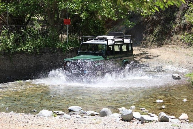 Troodos Jeep Safari from Protaras,Ayia napa & Larnaca