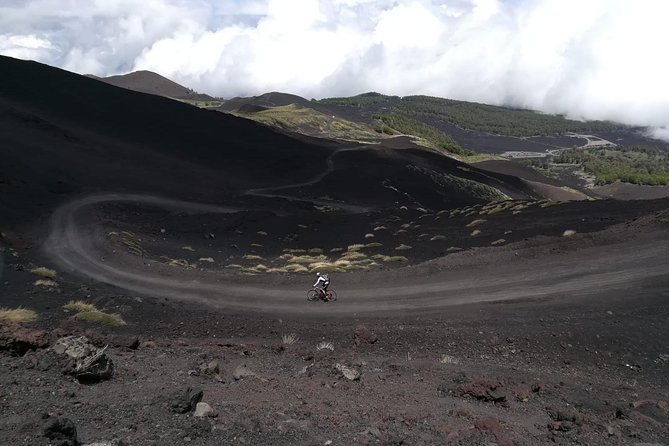Etna Cycling to the Top from Taormina photo 2