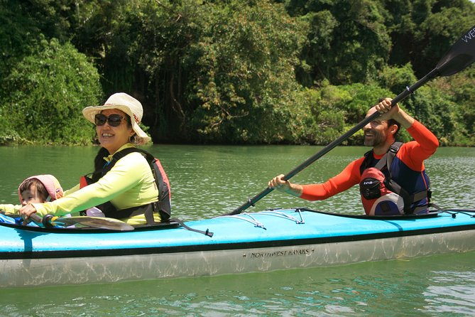 Kayak Northern Okinawa, customised and private tours photo 4