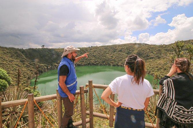 Guatavita Lake half day trip from Bogota
