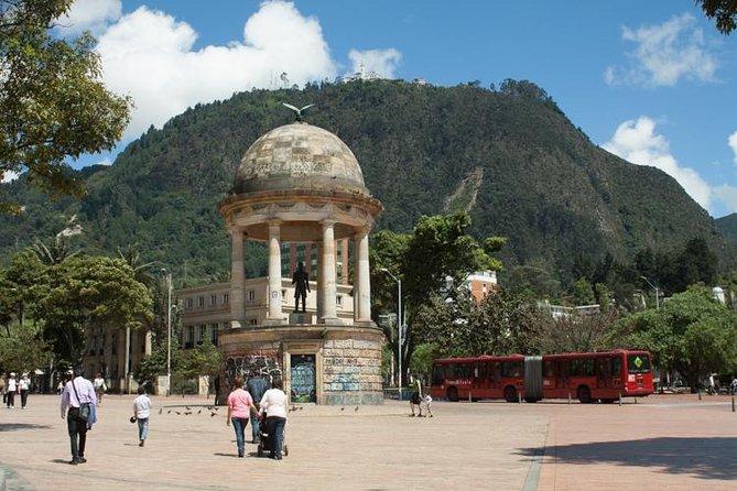 Bogotá City tour and Zipaquirá Salt Cathedral