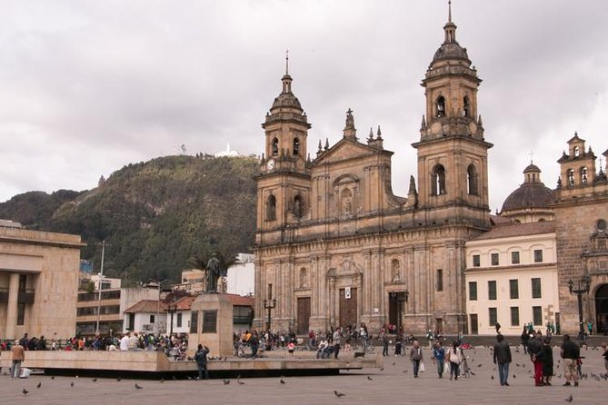Bogotá 5-hour City Sightseeing Tour with Optional Monserrate