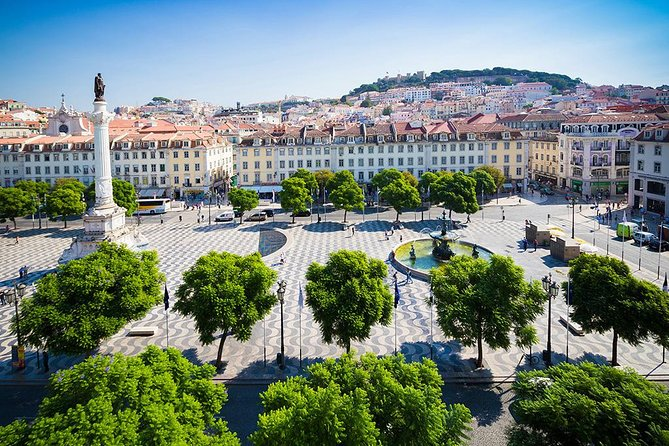 Best of Lisbon Guided Walking Tour