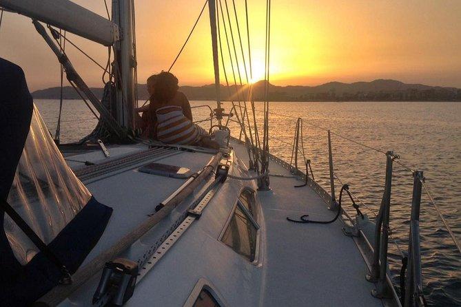 Sunset Sail Exclusive (VIP). Palma Bay (Mallorca)