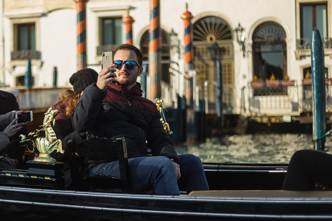 Venice: Grand Canal by Gondola with commentary photo 3