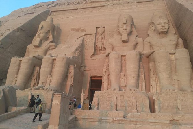 2 Nights Tours Luxor, Aswan, Hot Air Balloon & Abu Simbel by Plane from Cairo