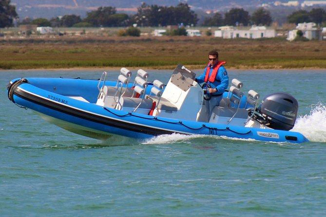 Speed Boat Tour - Ria Formosa