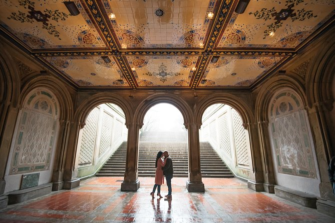 Private New York City Walking Tour with Photo Shoot