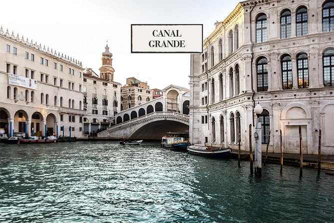 Amazing Grand Canal Boat Tour