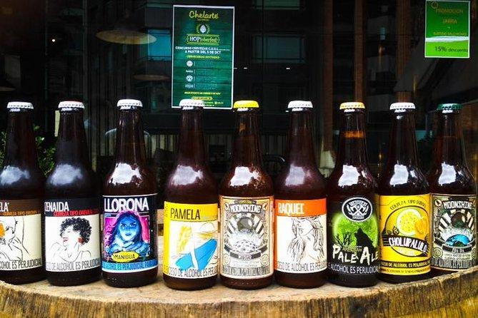 Bogotá Pub Crawl