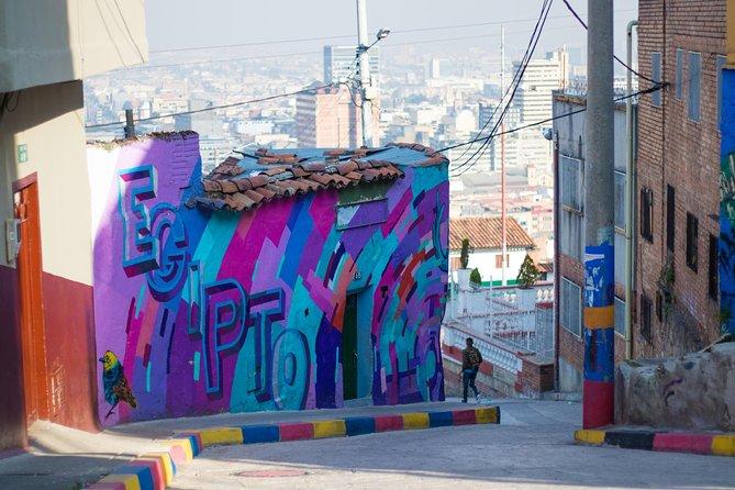 Breaking Borders: Bogotas oplevelse af social transformation