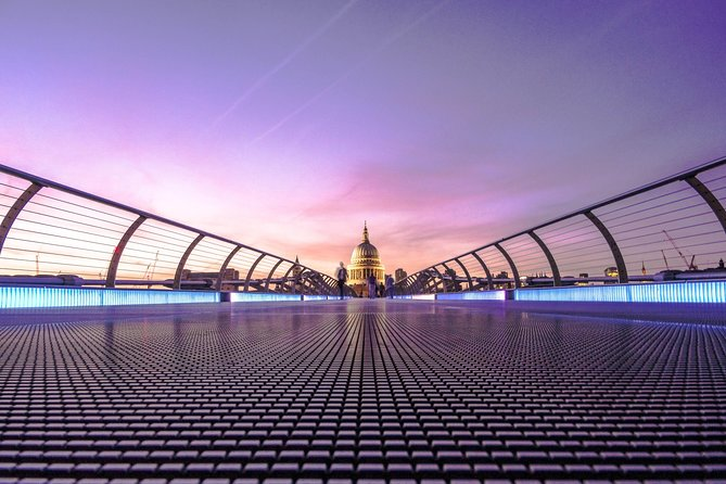 Private Tour, Entry to St Pauls Cathedral and London Highlights