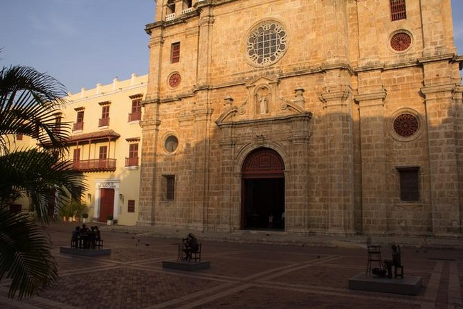 Cartagena 4-hour City Sightseeing Tour with Torre del Reloj and Historic Center