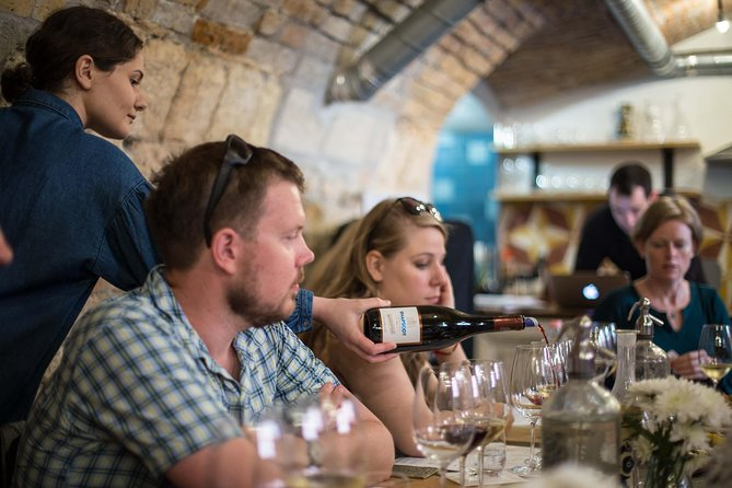 Budapest Culinary & Wine Walk: Sunday Edition