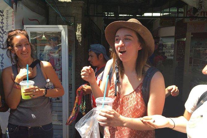 Oaxaca Street Food Tour