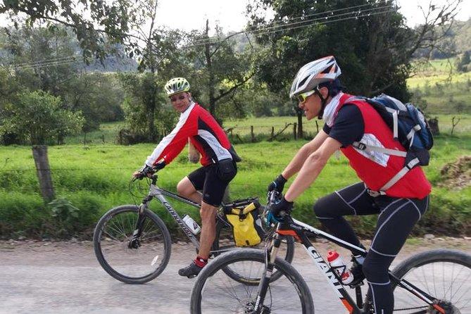Mountainbike fra La Calera til Choachí