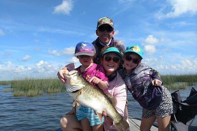 Half-Day Lake Okeechobee Fishing Trip near Fort Myers