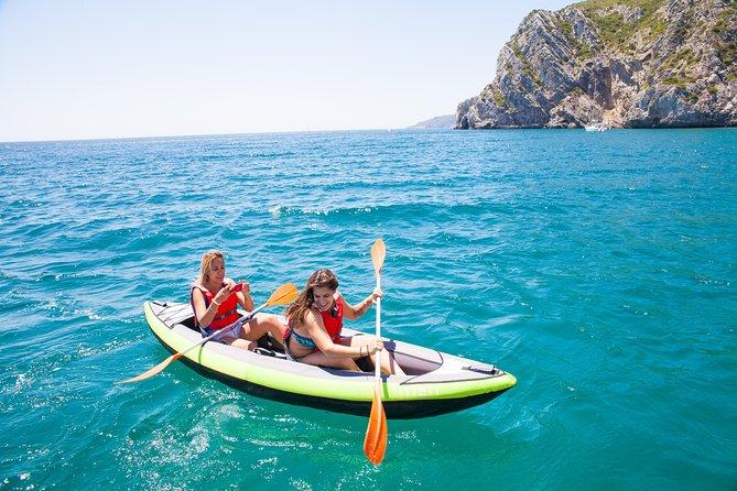 Ocean Bliss: Full Day Arrábida Private Yacht Tour from Lisbon