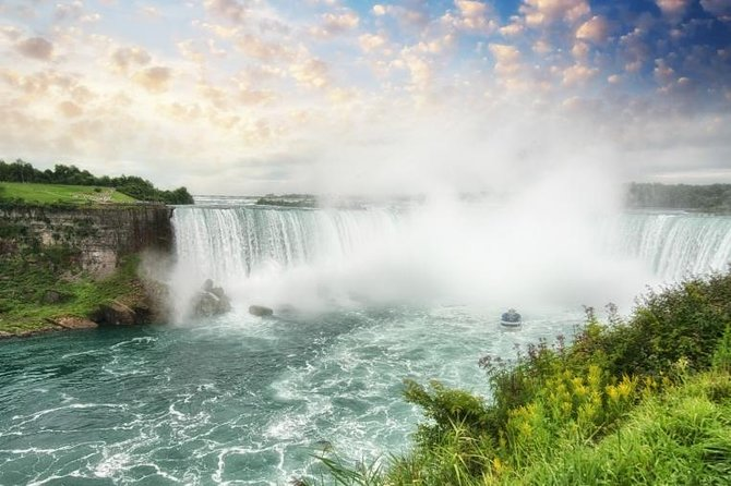 5-Days Niagara Falls, New York, Washington D.C. & Philadelphia Tour from Boston