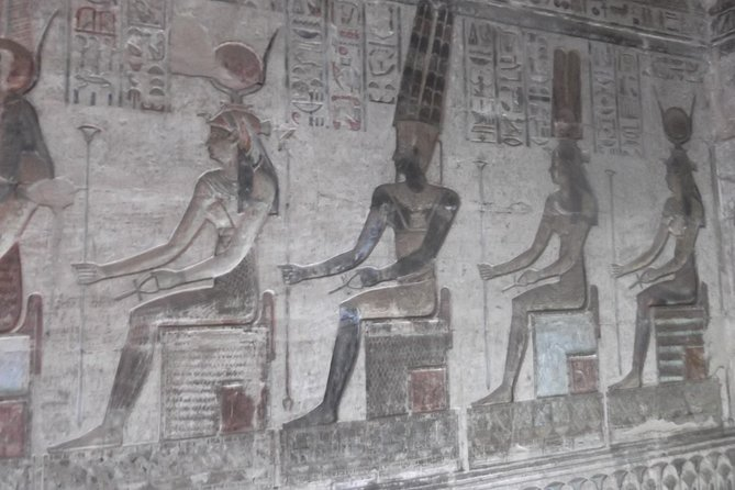 private tour Habu temple,valley of the queens,valley of the workes from Luxor