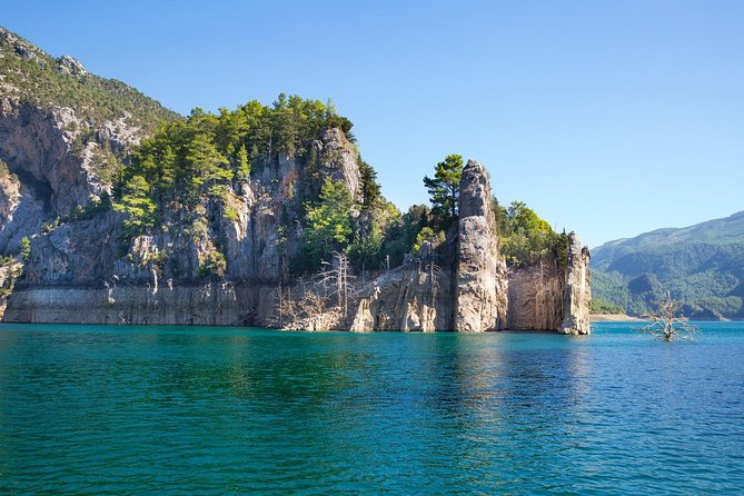 Green Canyon Boat Tour from Alanya