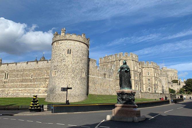 Heathrow Airport Arrival To London Via Windsor Castle
