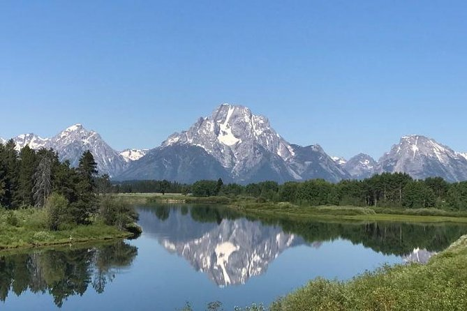 All-Day Private Tour of Grand Teton National Park
