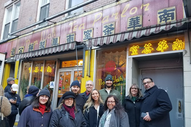 3 New York Neighborhoods Small-Group Tour : SoHo, Chinatown and Little Italy photo 10