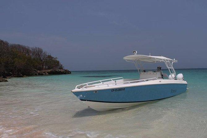 Motoscafo privato da Cartagena alle Isole del Rosario